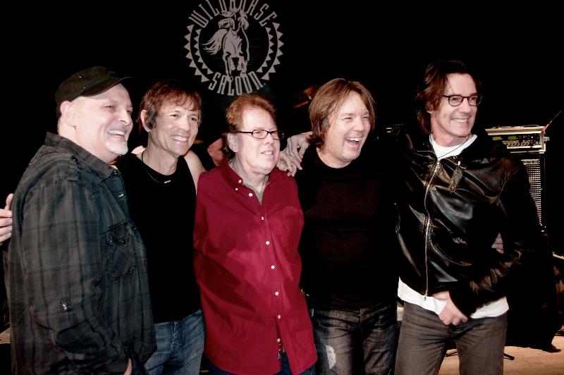 Jeff, Robbie, Gabe, Jack, Rick