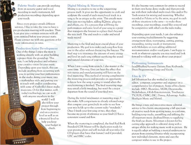Palette MSP Brochure Back