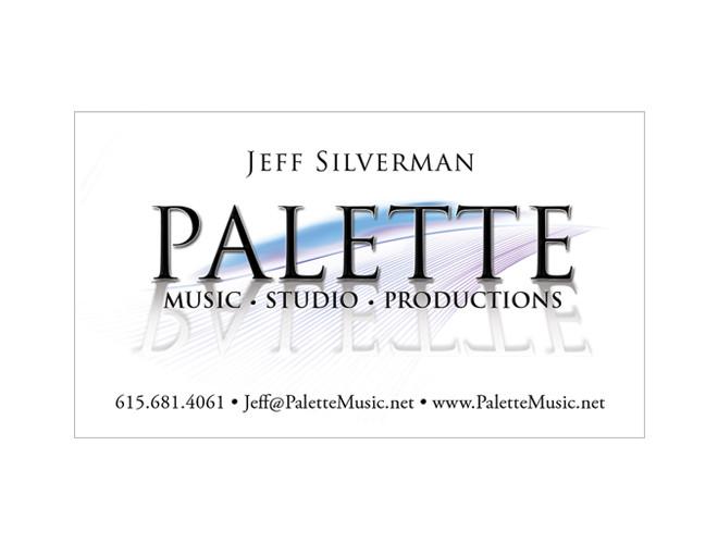 Palette MSP Business Card