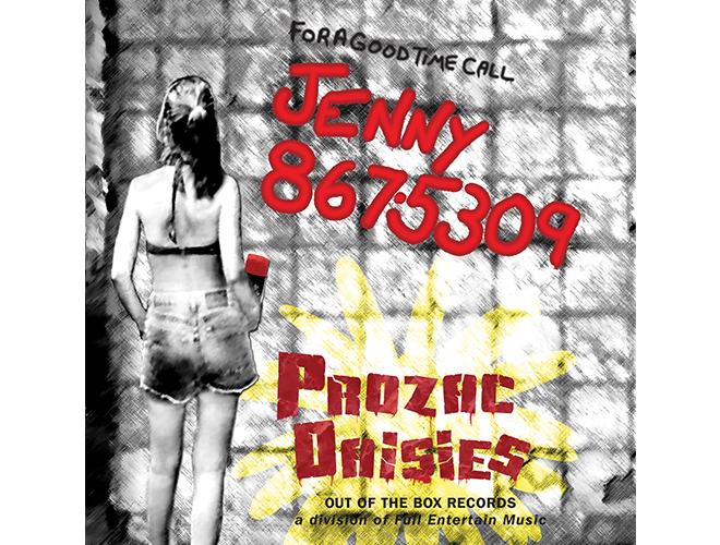 Prozac Daisies Digital Release - Jenny