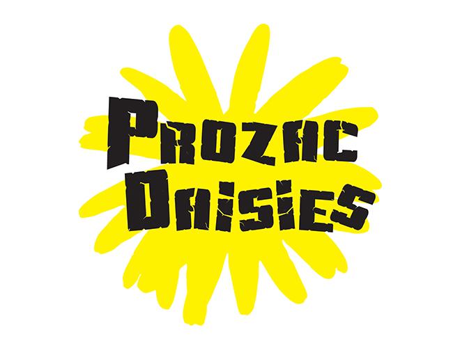 Prozac Daisies-Logo
