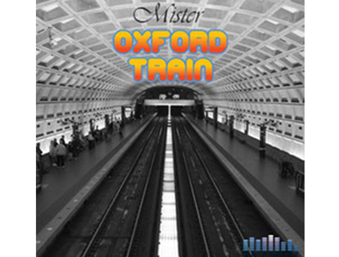 Oxford Train-Mister Oxford Train
