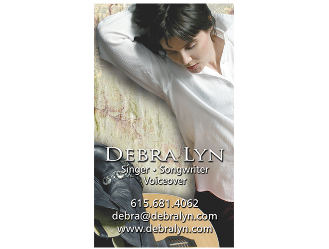 Debra Lyn - Business Card