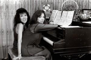 Judithe and Robin Randall