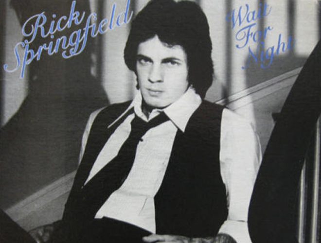 Rick Springfield - Wait For Night