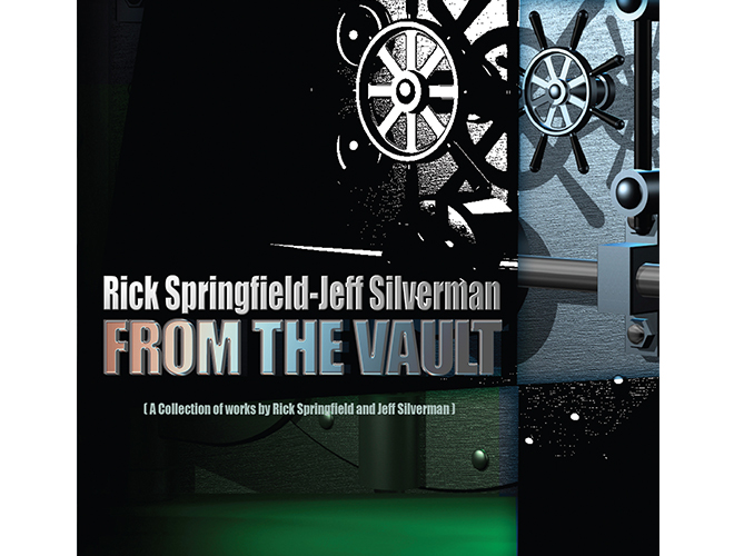 Rick Springfield - Jeff Silverman - From The Vault -Music Productions