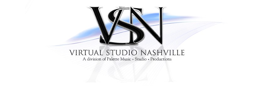 Virtual Studio Nashville, Tennessee  - Online Recording - Mixing, Mastering